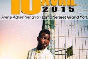 Dip Doundou Guiss en concert à l'arène Adrien Senghor de Grand Yoff