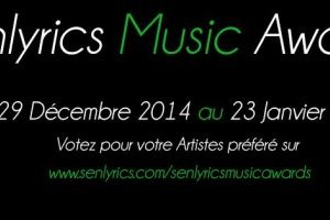Senlyrics Music Awards (SMA)