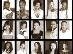 Les femmes Face of the Years 2013